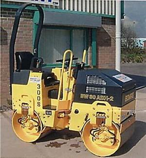 Where to find ROLLER, BOMAG 3500LB DBL DRUM in Olympia