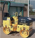 Rental store for ROLLER, BOMAG 3500LB DBL DRUM in Olympia WA