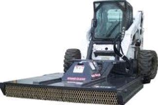 Bobcat S450 W Mower Package Rentals Olympia Wa Where To